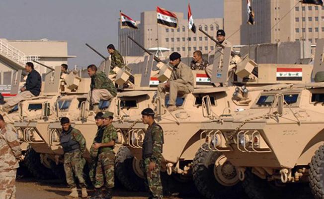 Irak ordusu, IŞİD'in elindeki son kasaba olan Rawa'ya saldırı başlattı