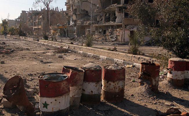 IŞİD'den tamamen geri alınan Deyr ez Zor'da saldırı: Çok sayıda ölü var