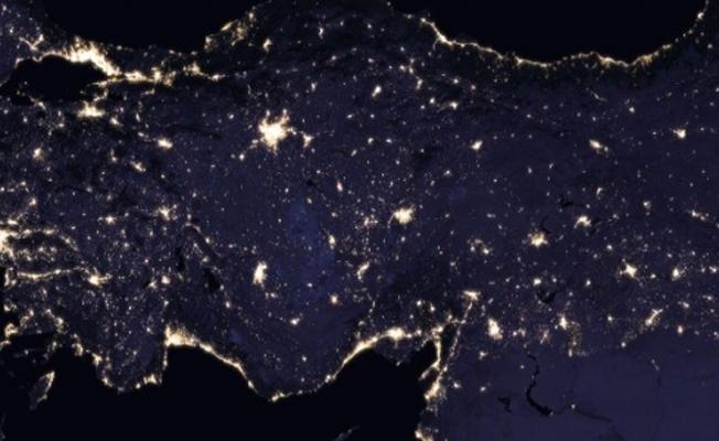 Işık Kirliliği: Pek çok ülkenin gecesi gündüzüne karıştı
