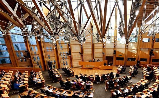 İskoç Parlamentosu boşaltıldı