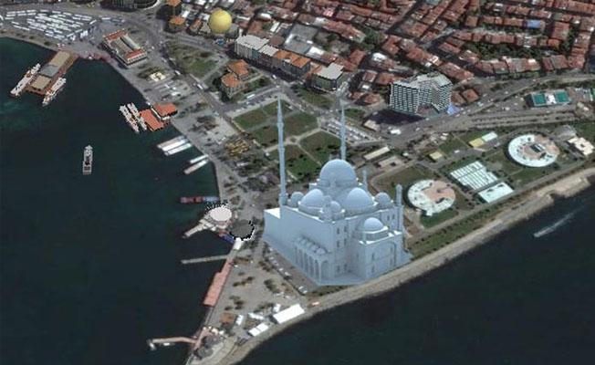 Kadıköy Rıhtım'a yapılacak cami projesine Koruma Kurulu'ndan onay