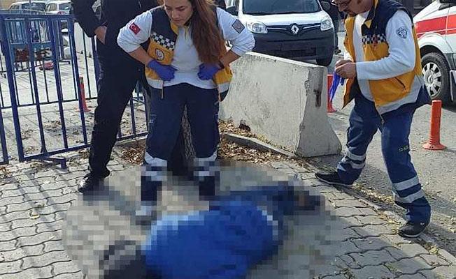 Karakol bahçesinde, 13 yaşındaki çocuk, 14 yaşındaki çocuğu vurdu!