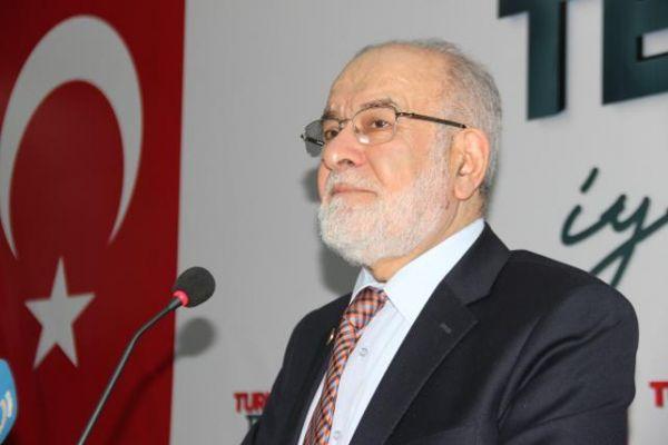 Karamollaoğlu: Tayyip Bey'in etrafında kimse kalmadı