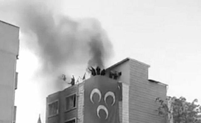 Kayseri'de HDP'ye saldırı davasında ceza yok