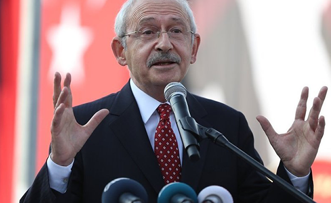 Kılıçdaroğlu: Atatürk'e gösterilen yoğun ilgi bizi mutlu ediyor