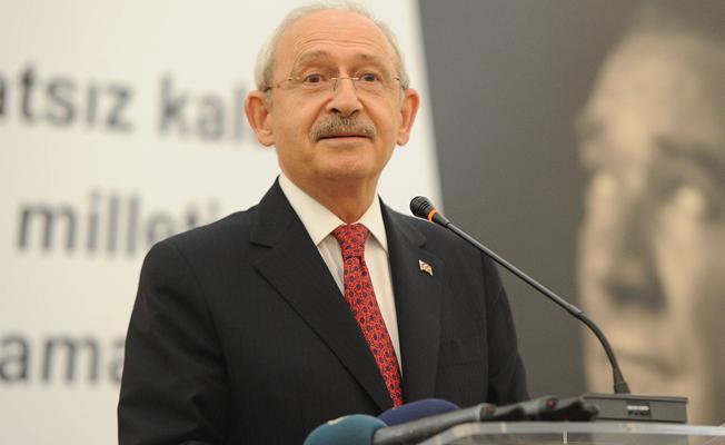 Kılıçdaroğlu: Gücünü saraydan alan bir yargı, yargı değildir