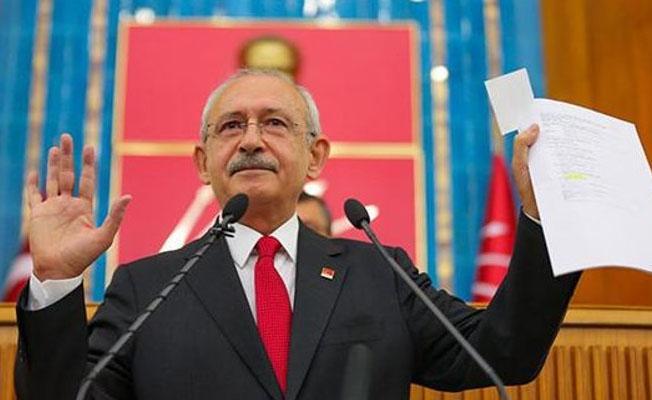 Kılıçdaroğlu, Man Adası'yla ilgili dekontları paylaşacak
