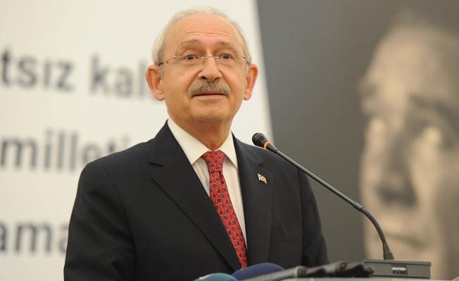 Kılıçdaroğlu'ndan Başbakan'a: Yolsuzluk milli mesele olarak görülemez