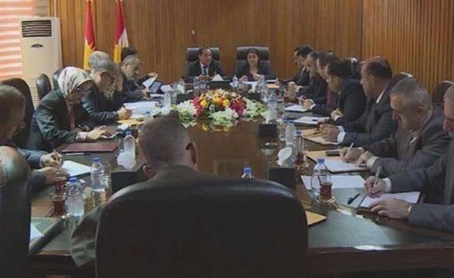 Kürdistan Parlamentosu'nda 8 maddelik anlaşma