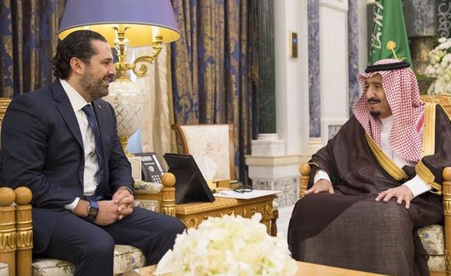 Lübnan: Hariri Suudi Arabistan'da rızası dışında tutuluyor