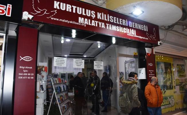 Malatya'da kilise derneğine saldırıda 1 kişi gözaltına alındı
