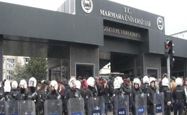 Marmara Üniversitesi'nde 'FETÖ' operasyonu: 22 gözaltı