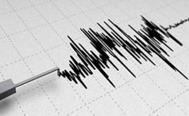 Mersin Anamur'da 4.1 şiddetinde deprem