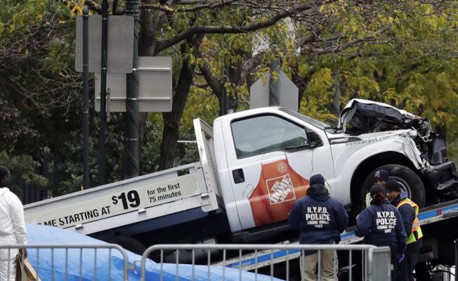New York saldırısını IŞİD üstlendi