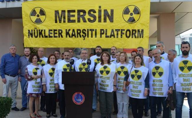Nükleer karşıtlarından Akkuyu ÇED davasına katılalım çağrısı