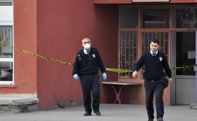 Okulda civa döküldü:  1 öğretmen ve 23 öğrenci hastaneye kaldırıldı