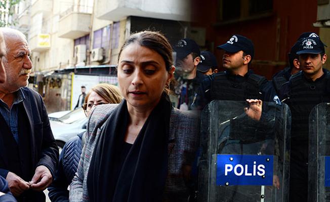 Polis ile HDP'li Uca arasında alkış uzlaşması