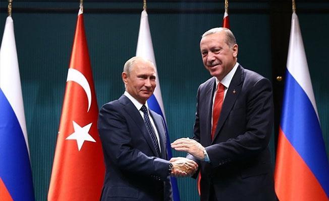Erdoğan, Soçi'de Putin ve Ruhani'yle görüşecek