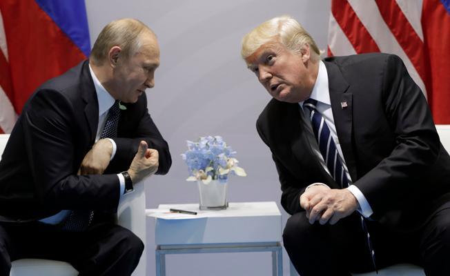 Putin ve Trump yarın Vietnam'da görüşecek