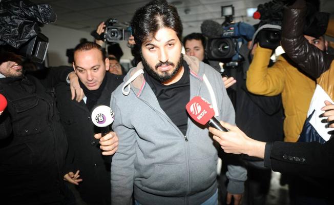 'Reza Zarrab 8 Kasım'da tahliye edildi' iddiası