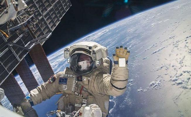 Rus Kozmonot: Uzay istasyonunda canlı bakteri bulundu
