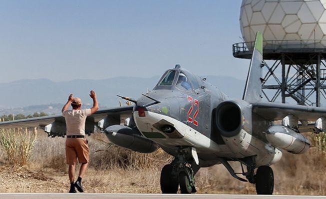 Rusya: Suriye'deki üslerimiz IŞİD'den sonra da kalabilir
