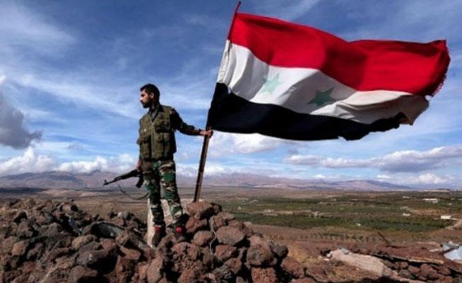 Şam, Barış Kongresi'ne katılacağını açıkladı