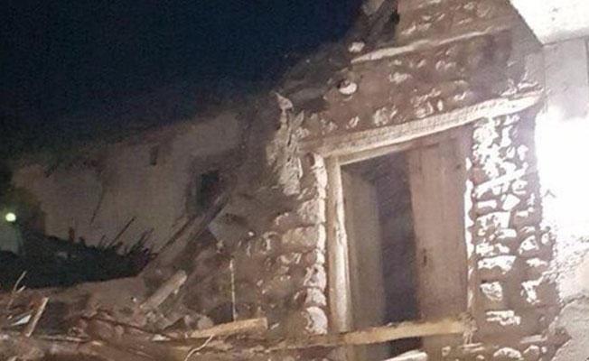 Siirt'te yağış nedeniyle göçük: 3 ölü