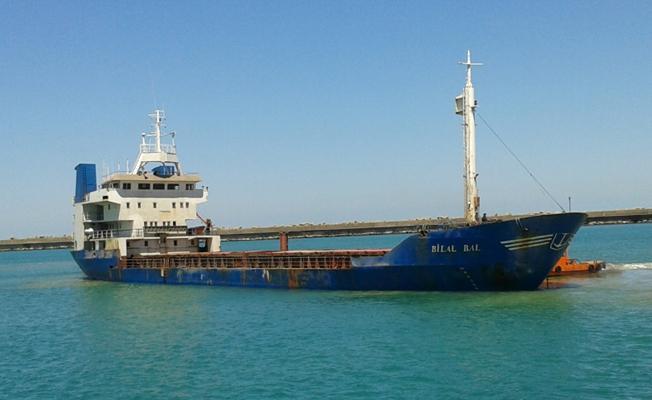 Şile açıklarında bir kargo gemisi kayboldu