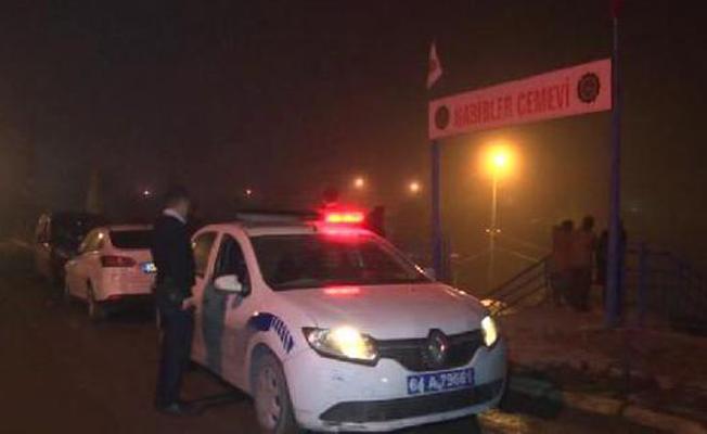 Sultangazi'de Habipler Cemevi'ne saldırı