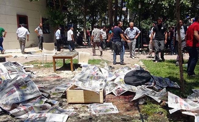 Suruç katliamı ile ilgili iki kamu görevlisine dava açıldı