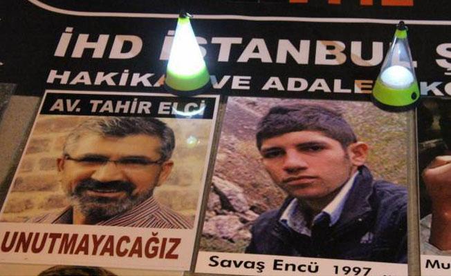 Tahir Elçi İstanbul'da anıldı: Katledenler kadar hedef gösterenler de suçlu