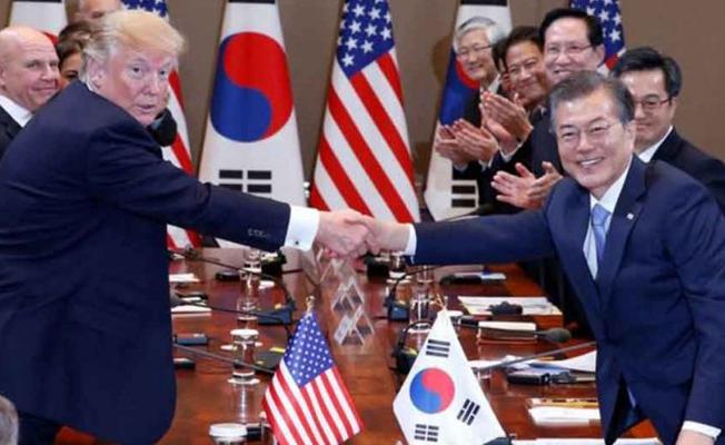 Trump'tan Kuzey Kore çağrısı: Acilen eyleme geçilmeli