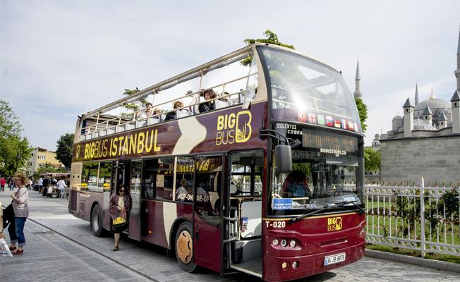 İstanbul'da tur otobüslerinin işletmesi Kavurmacı'ya