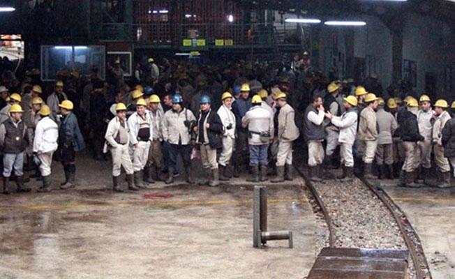 Zafer direnen madencilerin: Maden özelleştirmeleri torba yasa tasarısından çıkarıldı