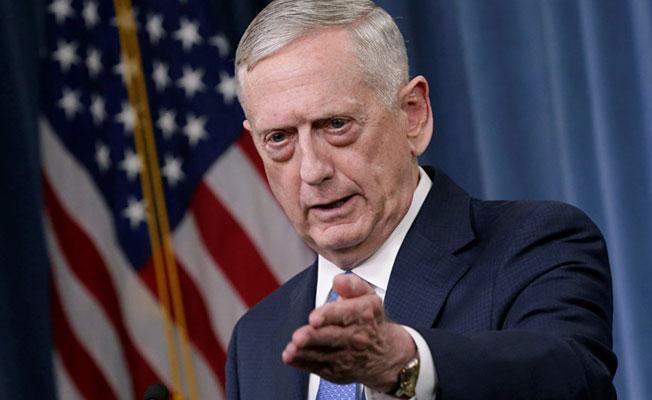 ABD Savunma Bakanı Mattis: IŞİD'in bittiğini söyleyenlere inanmayın