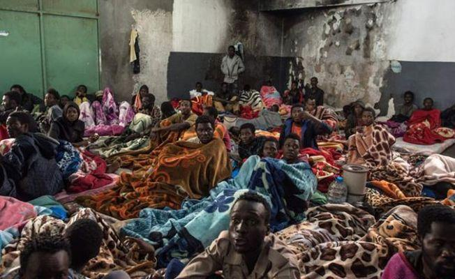 Af Örgütü: Avrupa Birliği de bu suça ortak