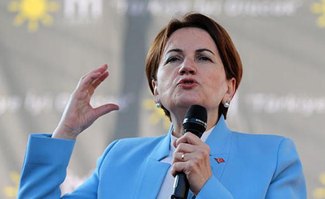 Akşener'den AKP iddiası: 50 belediye başkanı istifa ettirilecek