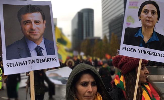 Ankara Valiliği'nden Yüksekdağ, Demirtaş ve Baluken yasağı