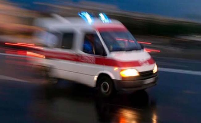 Antep'te trafik kazası: 5 ölü, 3 yaralı