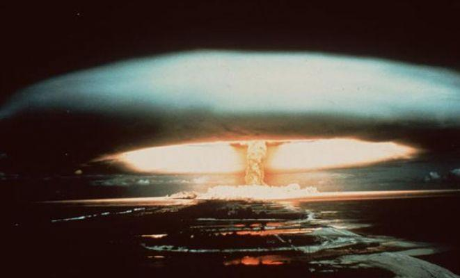 Atom çağı 75 yıl önce başladı