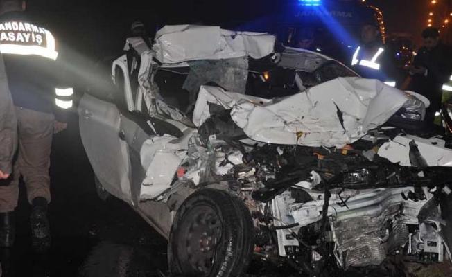 Aydın'da öğrenciler kaza yaptı: 3 ölü, 1 yaralı