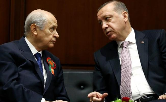 AKP ve MHP seçim ittifakı için komisyon kuruyor