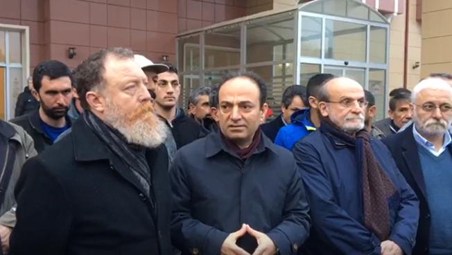 Baydemir: Baskılar HDP'yi susturamayacak
