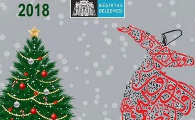 Beşiktaş Belediyesi, tepkiler üzerine Noel ve Şeb-i Arus etkinliğini iptal etti