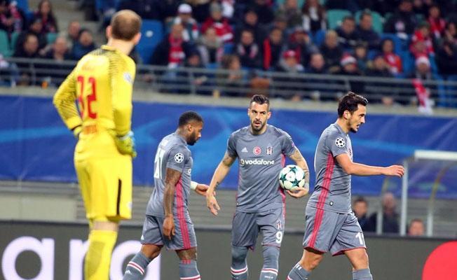 Beşiktaş, Şampiyonlar Ligi'nde tarih yazarak bir üst tura yükseldi