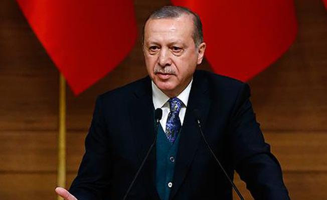 BM'nin Kudüs kararının ardından Erdoğan'dan açıklama