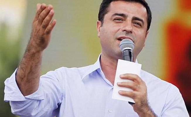 Demirtaş'ın avukatları: 'Hükümeti düşürmenin rövanşı alınıyor'
