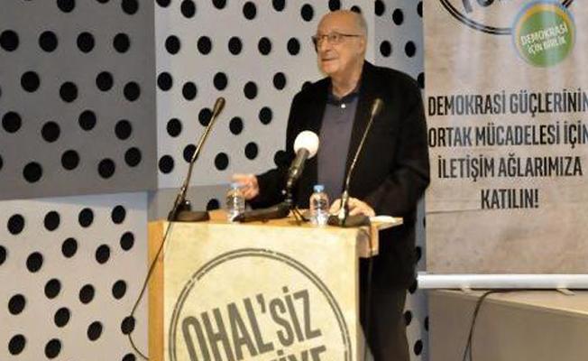 Demokrasi İçin Birlik 'OHAL'siz Türkiye' kampanyasını açıkladı