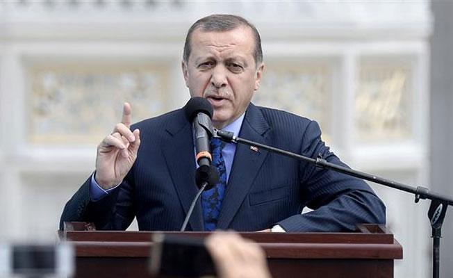 Erdoğan: ABD'nin Kudüs kararı yeni çatışmalara neden olur